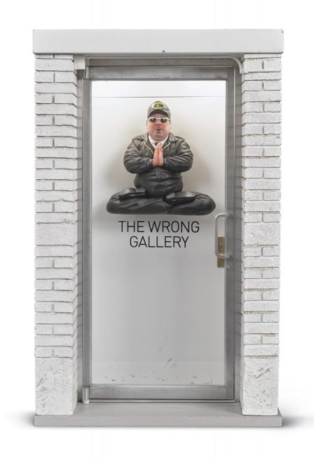 Maurizio Cattelan-The Wrong Gallery-