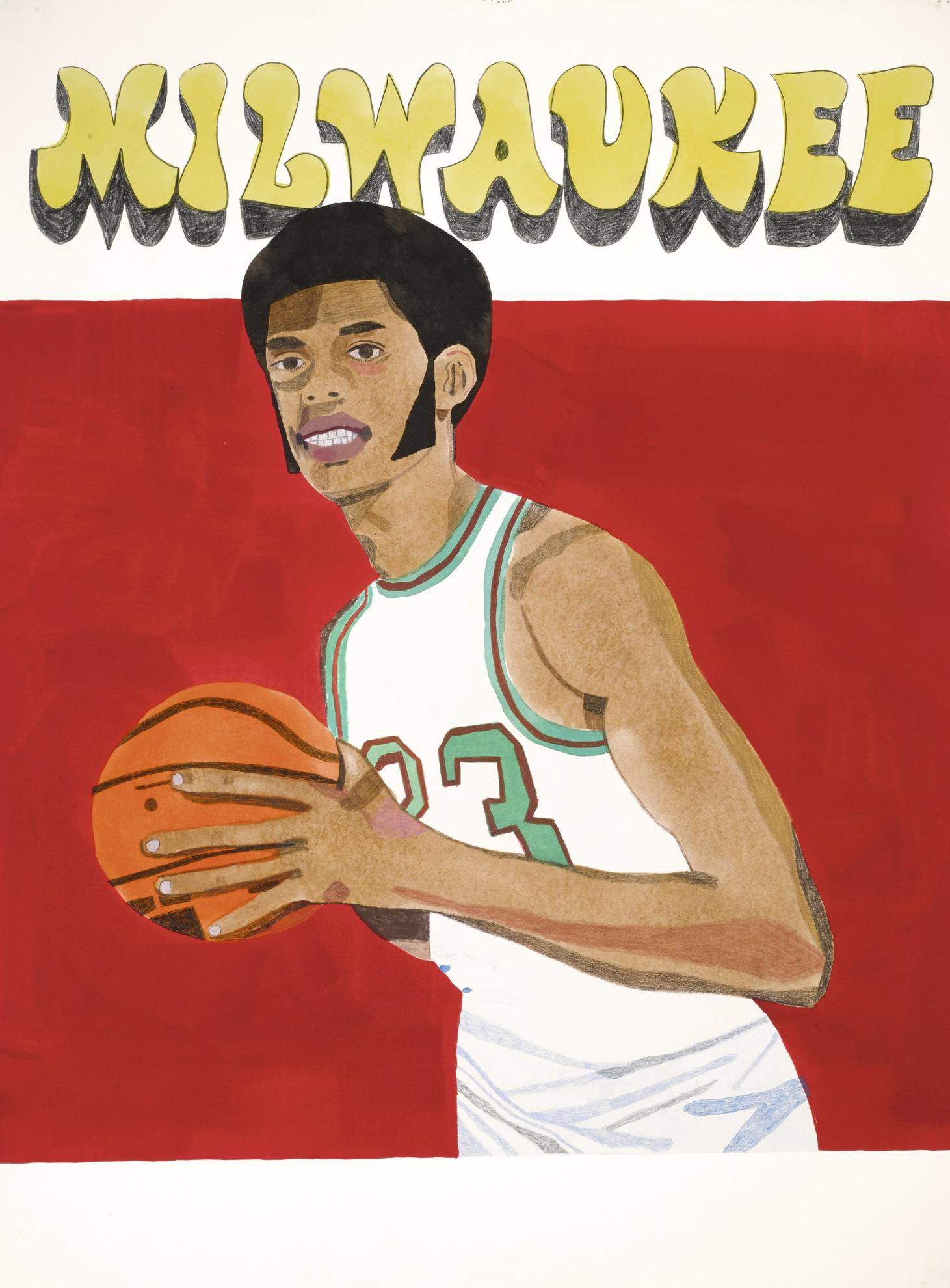 Jonas Wood-Lew Alcindor Large-2010