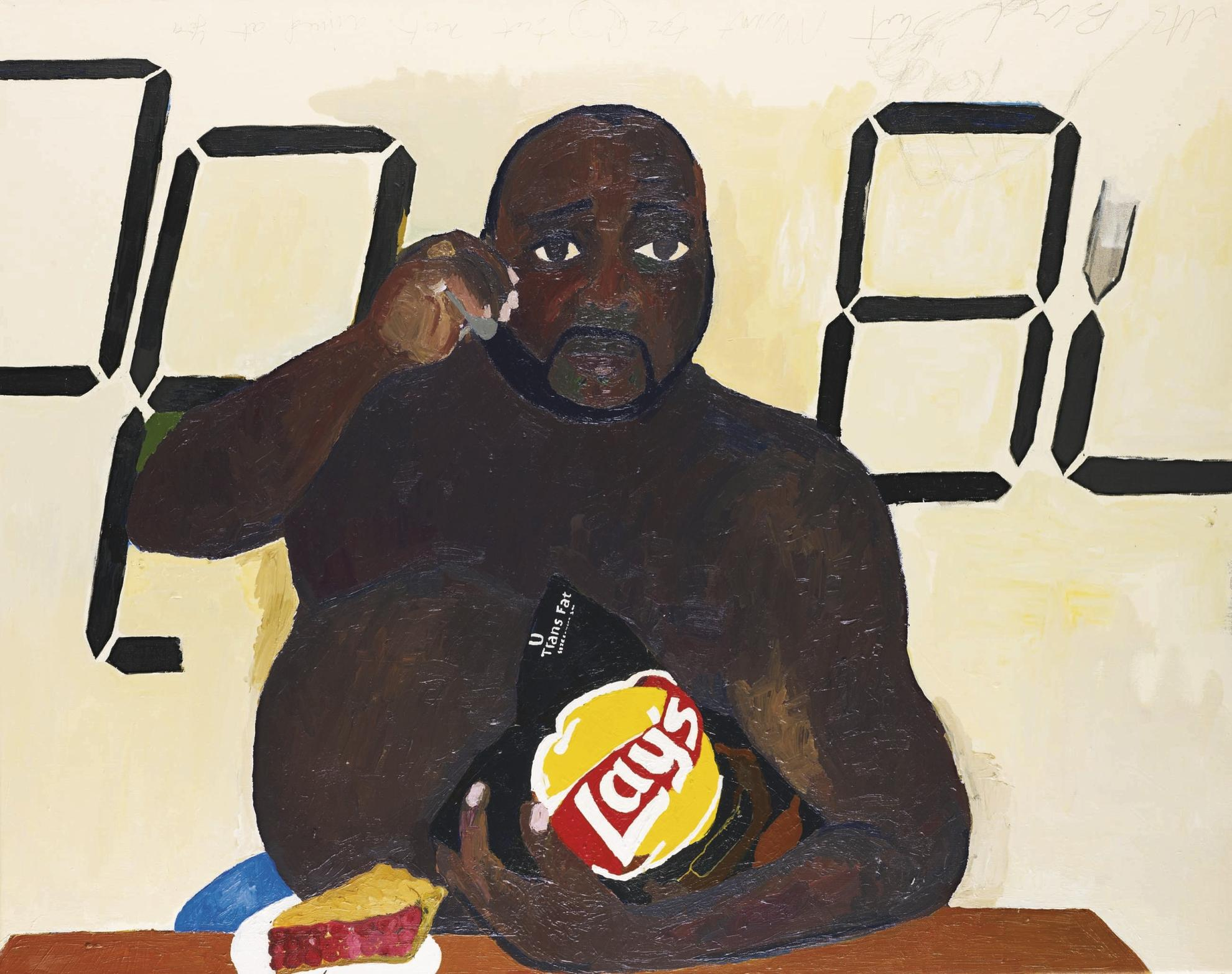 Henry Taylor-Chocolate Lover-2006