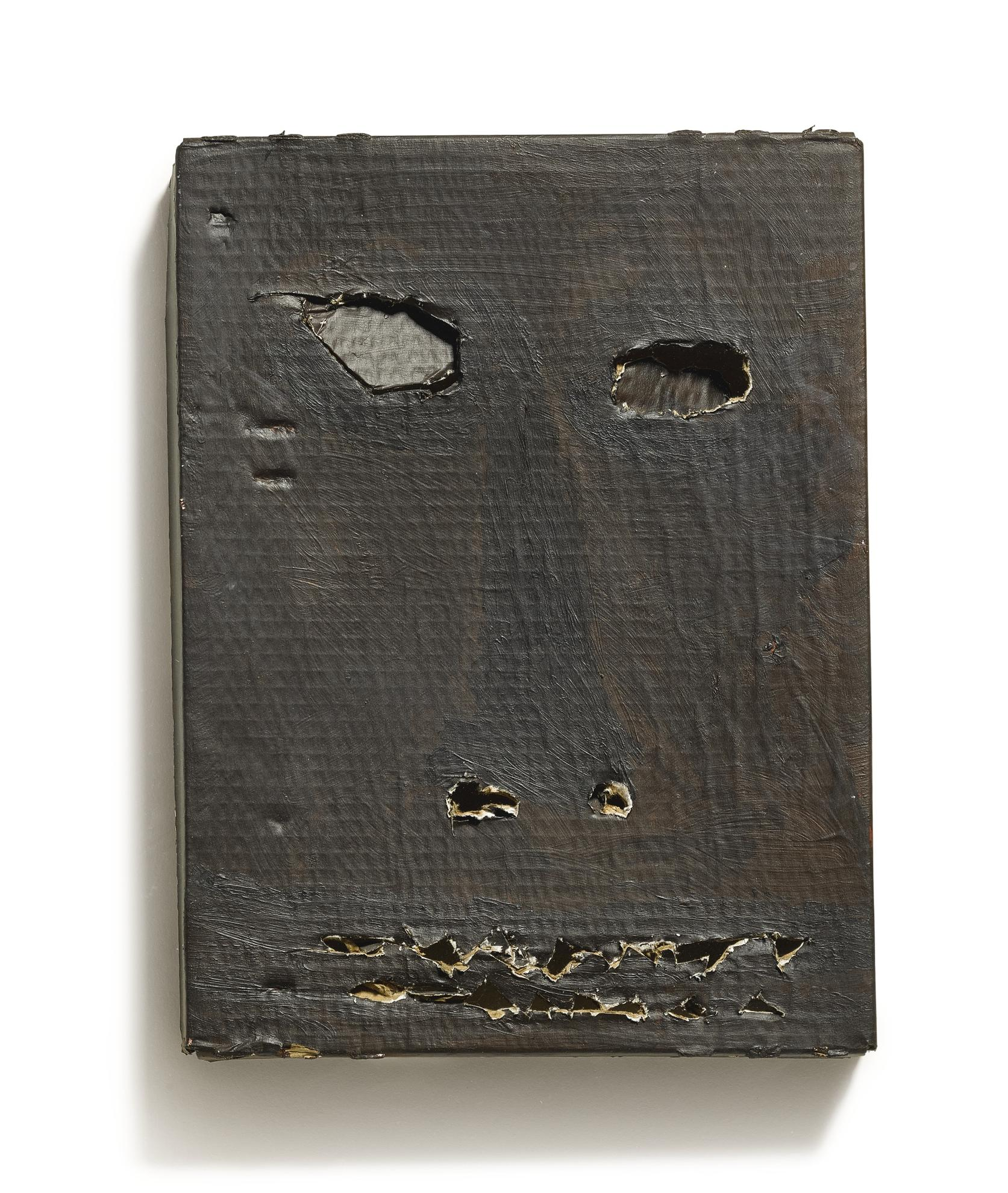Mark Grotjahn-Box Face Mask-2002