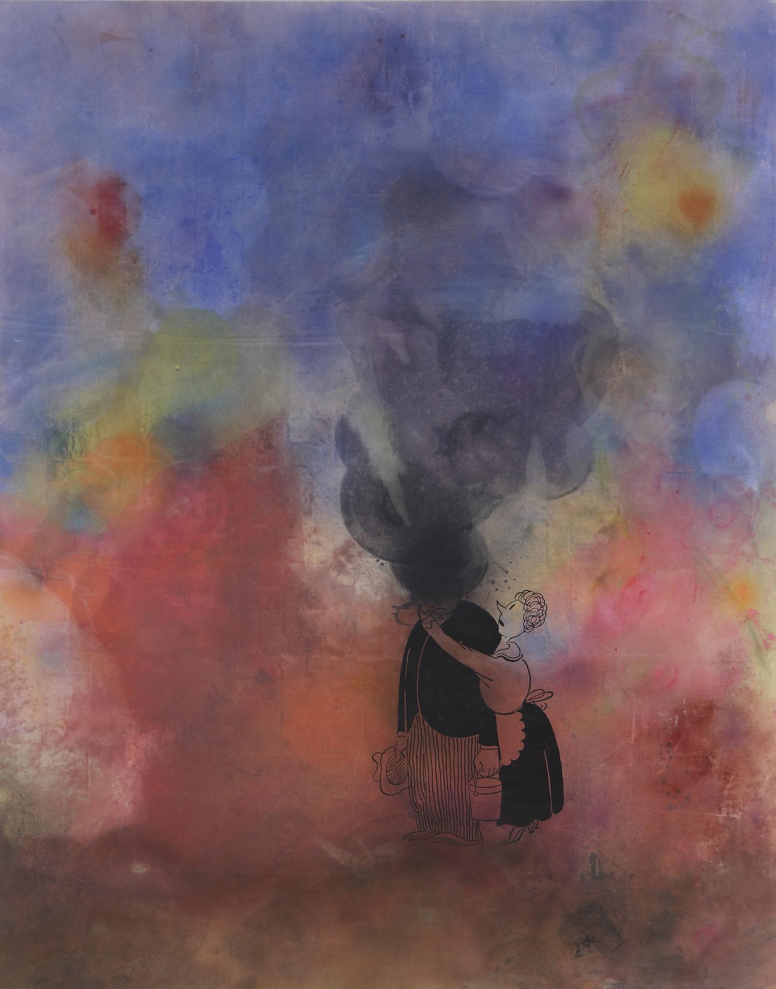 Friedrich Kunath-Strange Fires-2008