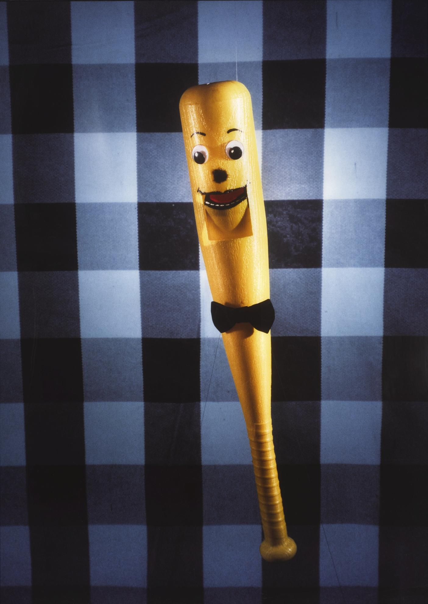 Laurie Simmons-Talking Baseball Bat-1989