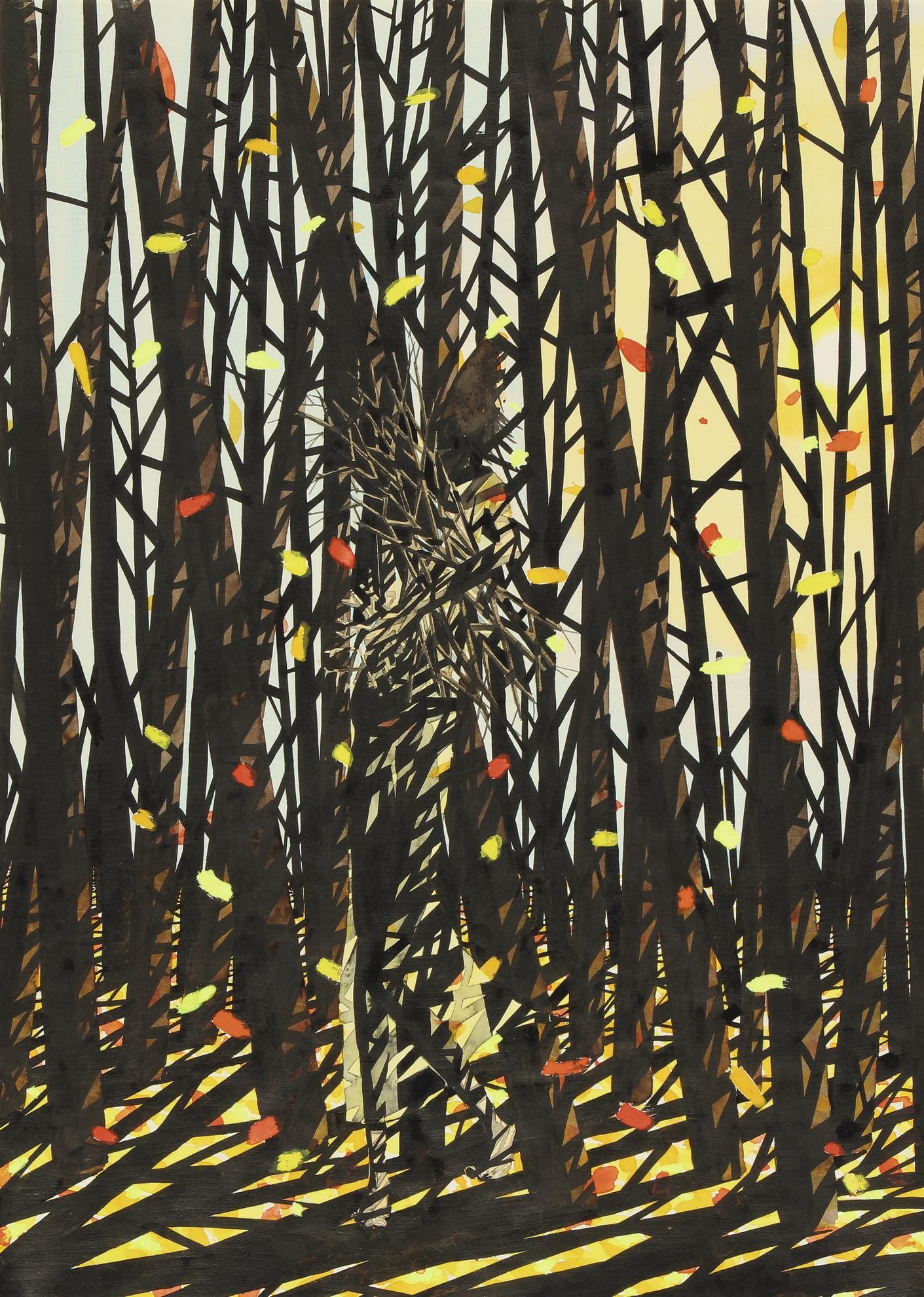 Barnaby Furnas-Wood Collector 1-2003