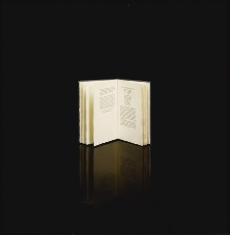 Taryn Simon-Black Square X, The Book Of Record Of The Time Capsule Of Cupaloy; To The People Of That Future, A Key To The English Language-2011