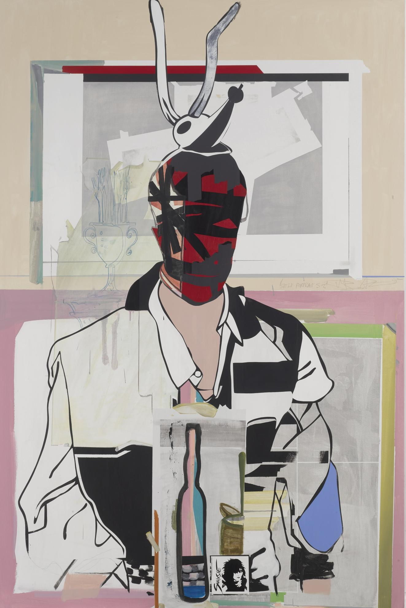 Michael Bevilacqua-Self Portrait S-2-2005