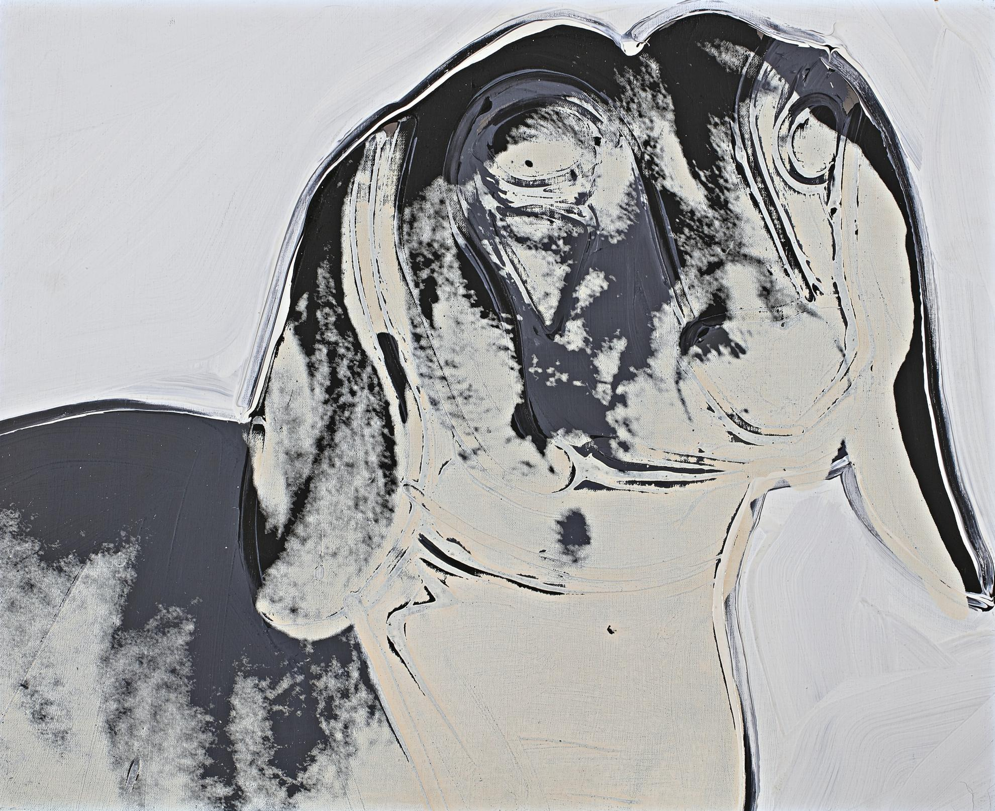 Andy Warhol-Cats And Dogs (Archie)-1976
