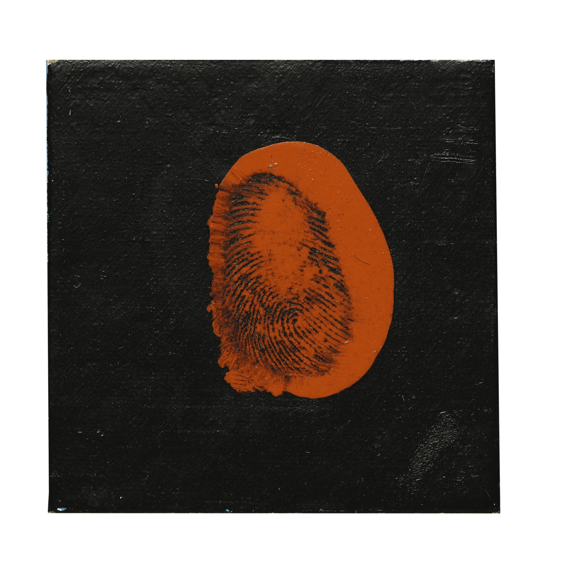 Richard Pettibone-Thumbprint-1981