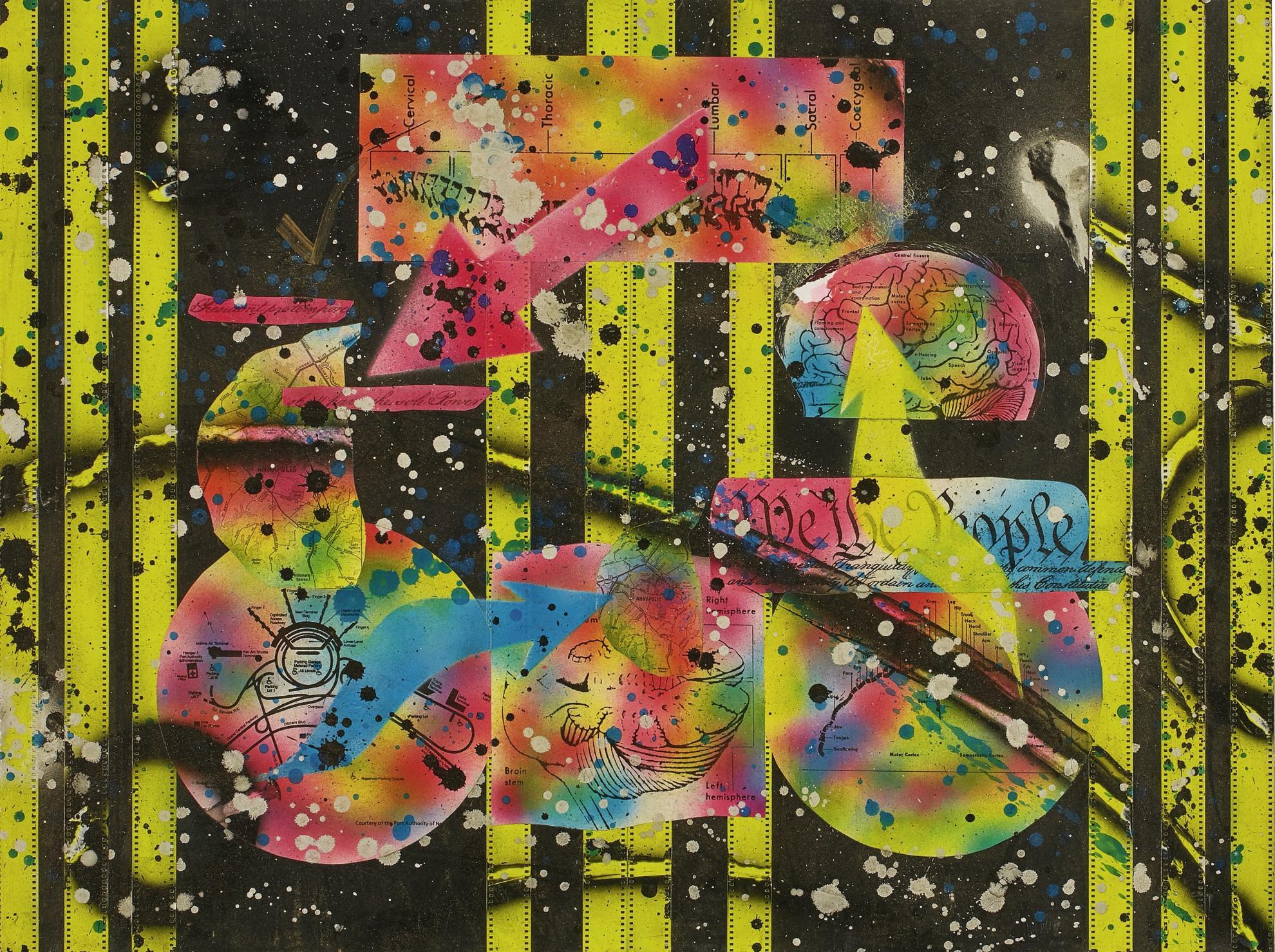 Rammellzee-Knotted Minds-1989