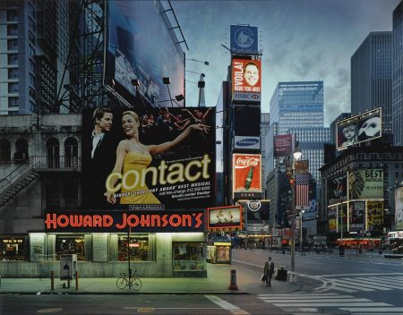 Andrew Moore-'Contact,' Times Square, Nyc-2002