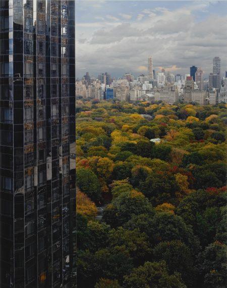 Robert Polidori-View Of Central Park Toward The East, New York, Ny-2000