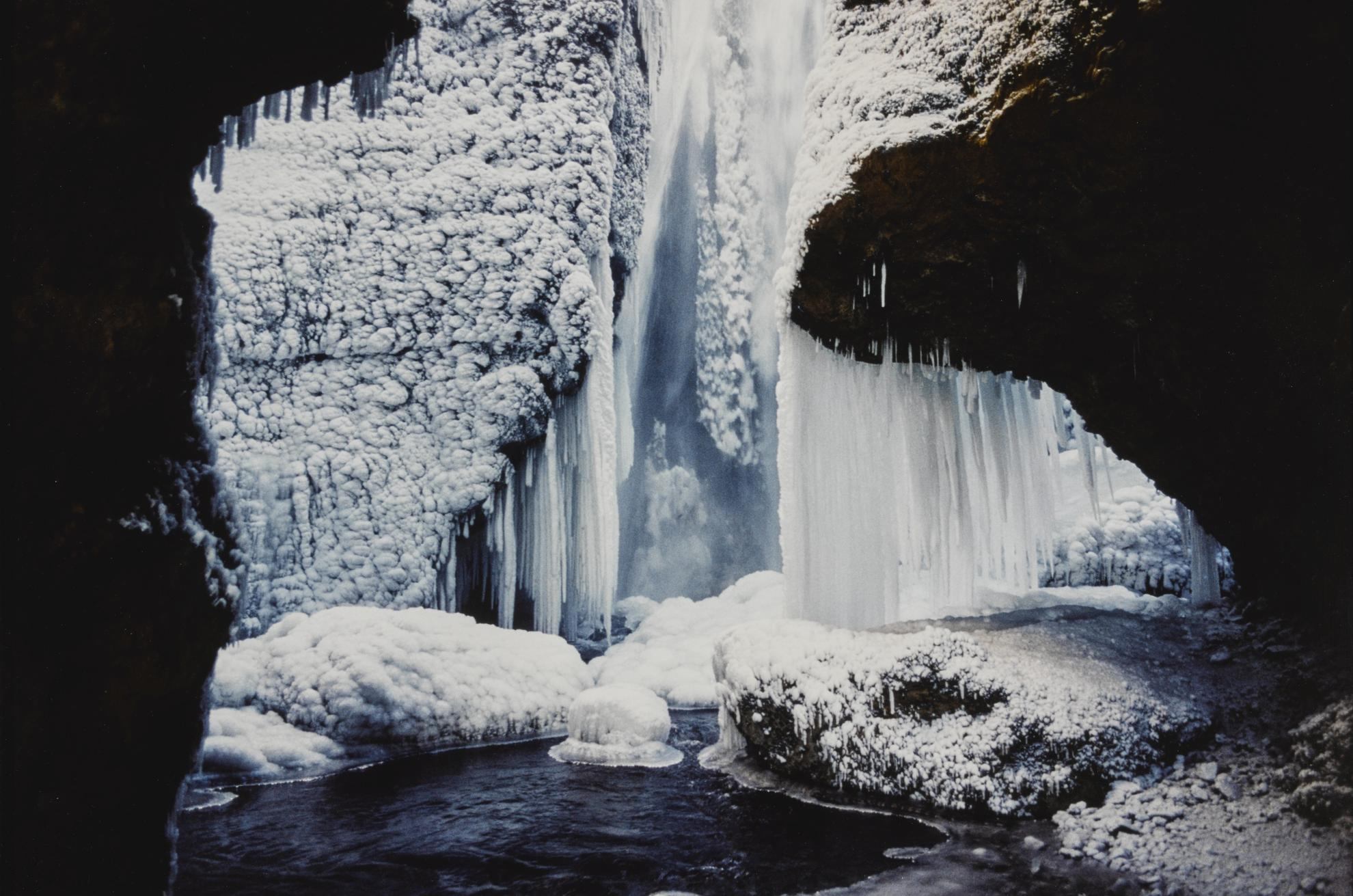 Olafur Eliasson-Untitled (From Iceland)-1998