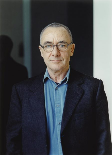 Thomas Struth-Gerhard Richter 1, Koln-1993