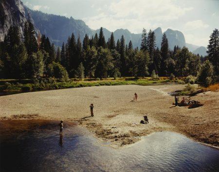 Stephen Shore-Merced River, Yosemite National Park, California, August 13, 1979-1979