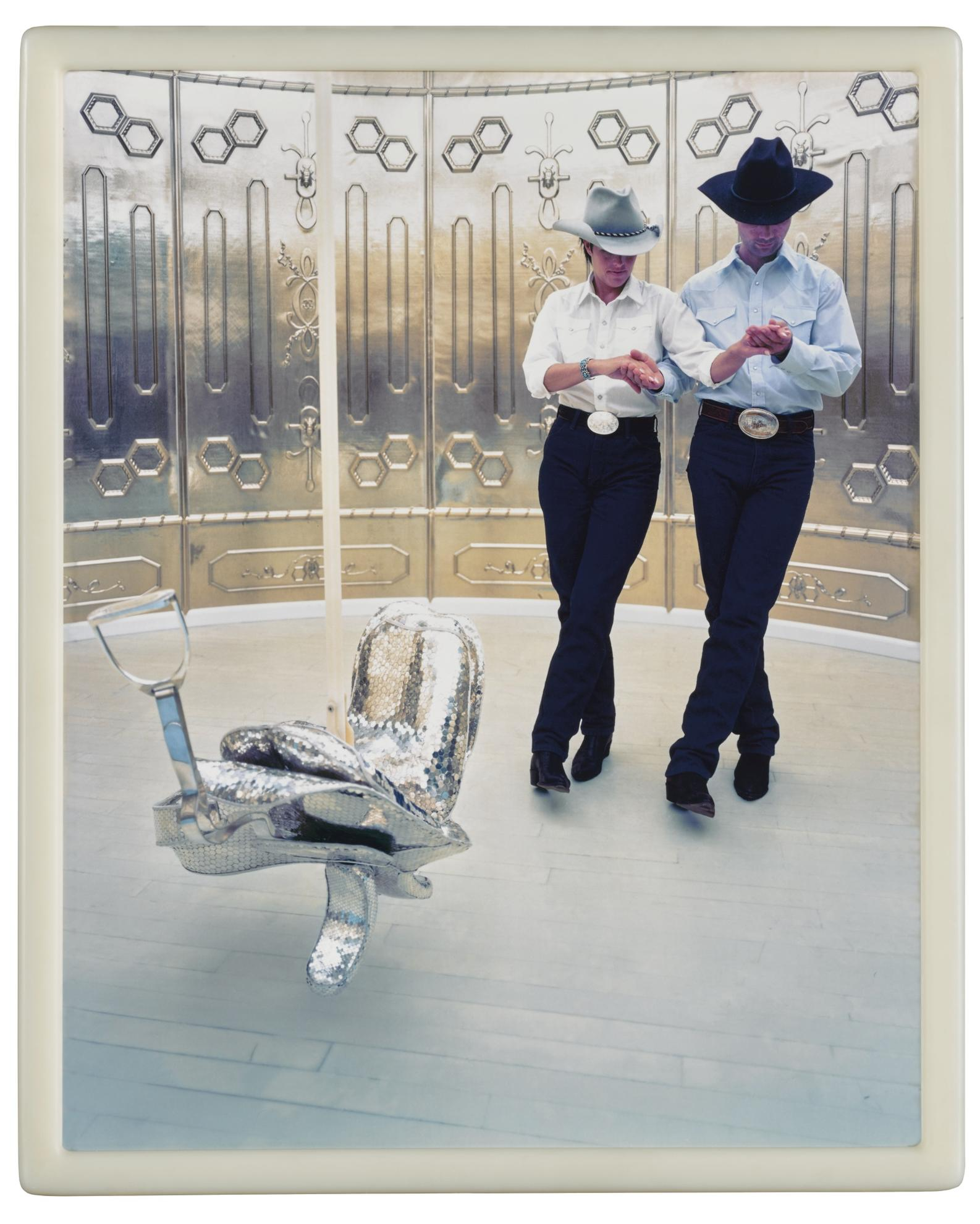 Matthew Barney-Cremaster 2: The Executioners Step-1999