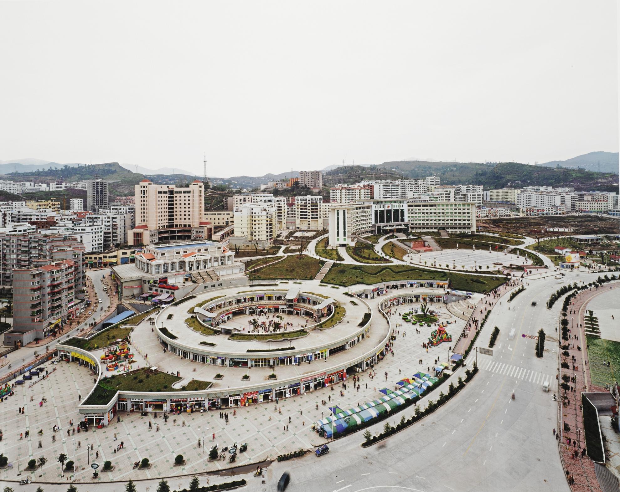 Sze Tsung Leong-New Fengdu, Chongqing Municipality-2003