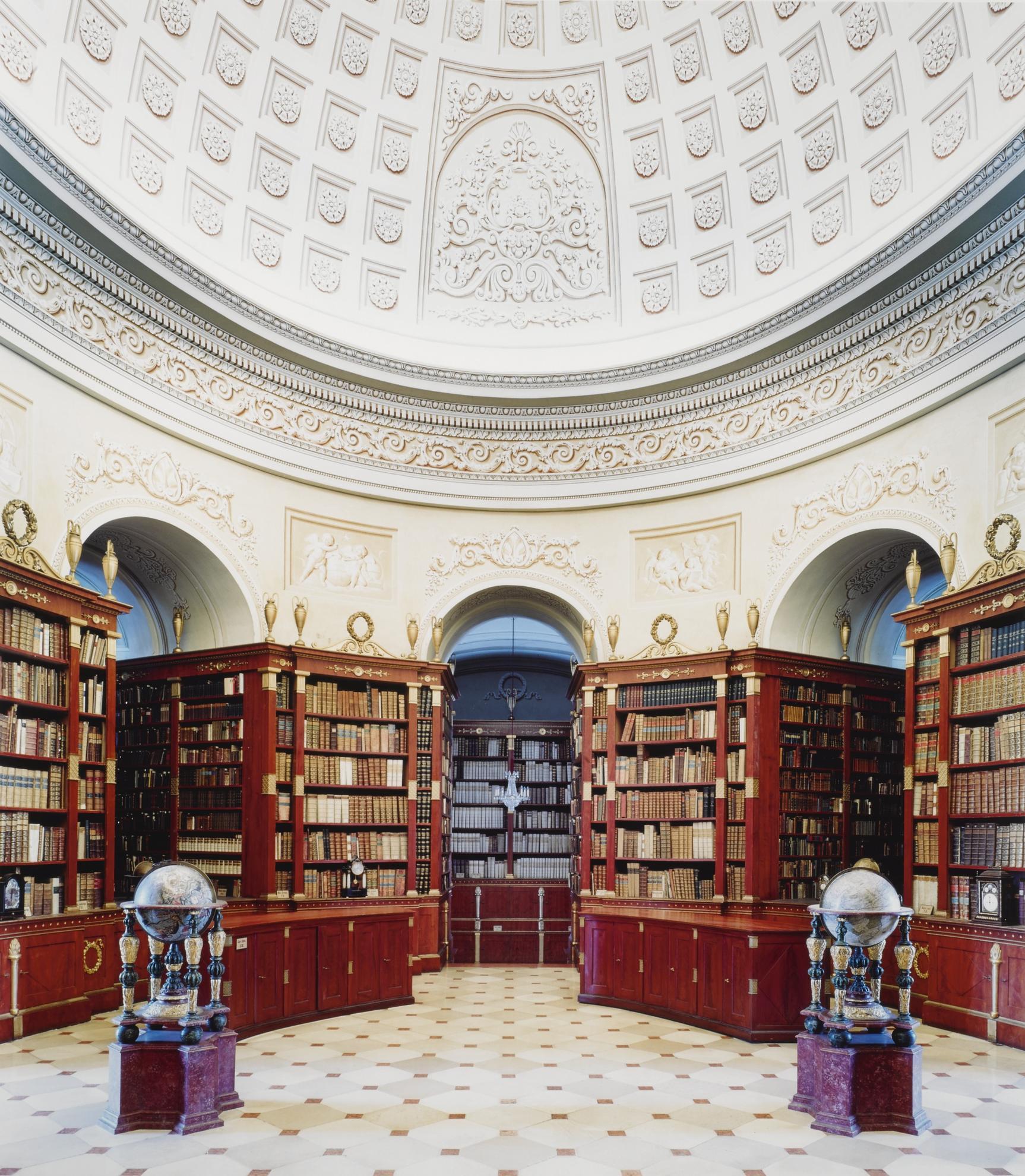 Candida Hofer-Stiftsbibliothek Klosterneuberg III-2003