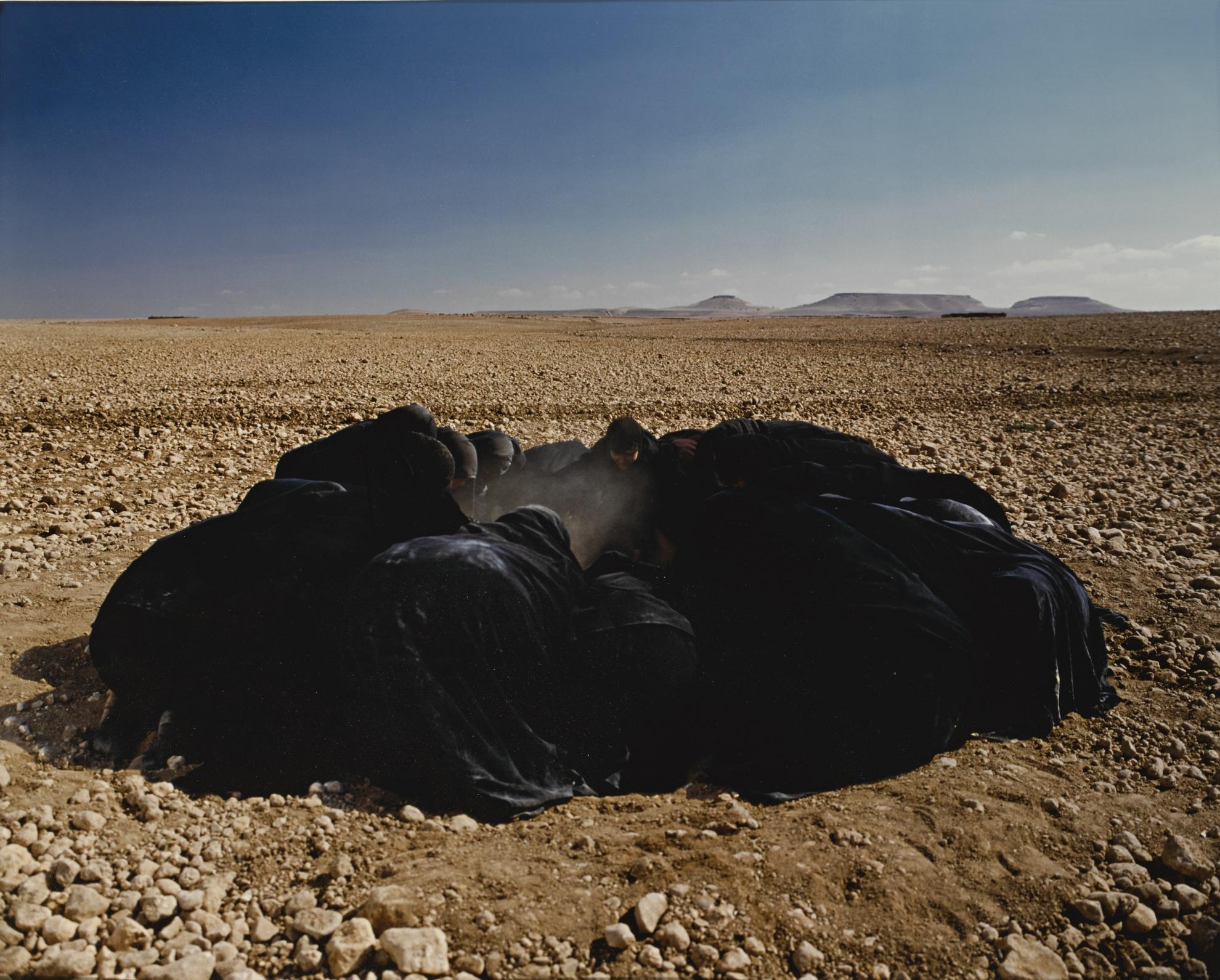 Shirin Neshat-Untitled (From Passage)-2001