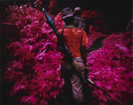 Richard Mosse-Ruby Tuesday (Infra Series)-2011
