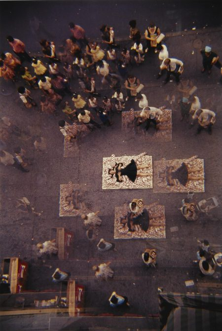 Eikoh Hosoe-Yayoi Kusama, Happening On The 14Th Street, New York-1966
