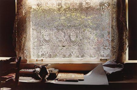 William Eggleston-Lace Curtain-1978