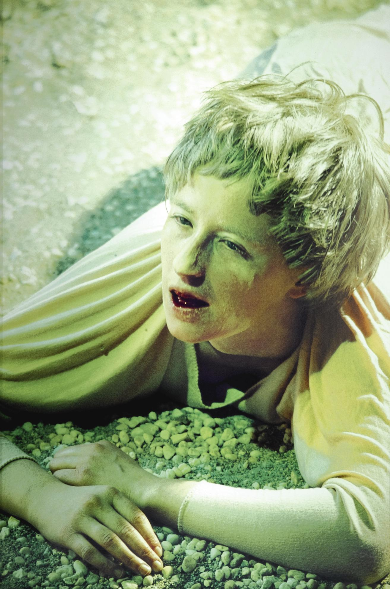 Cindy Sherman-Untitled #145-1985