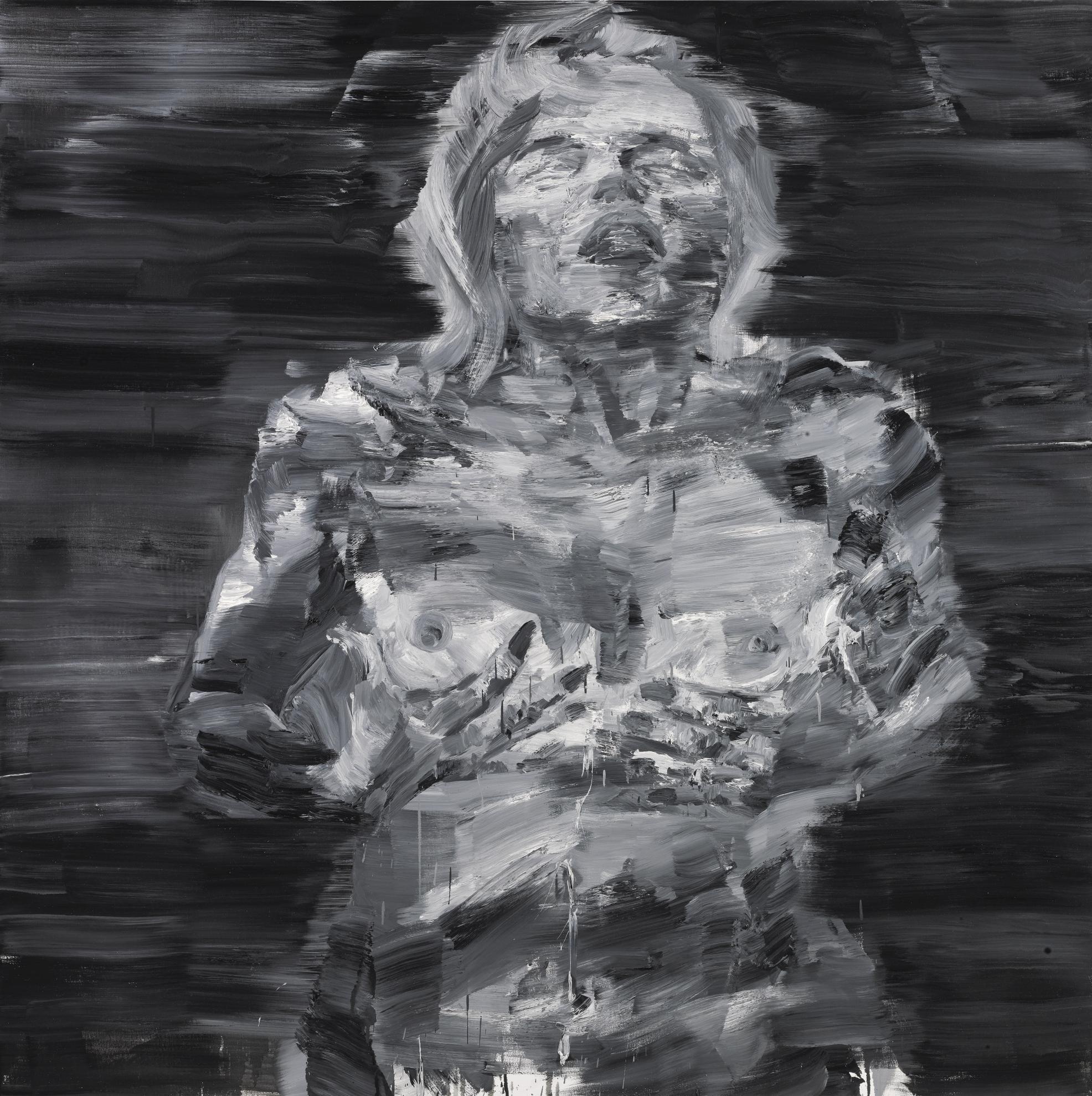 Yan Pei-Ming-Prostituee, Anna-2003