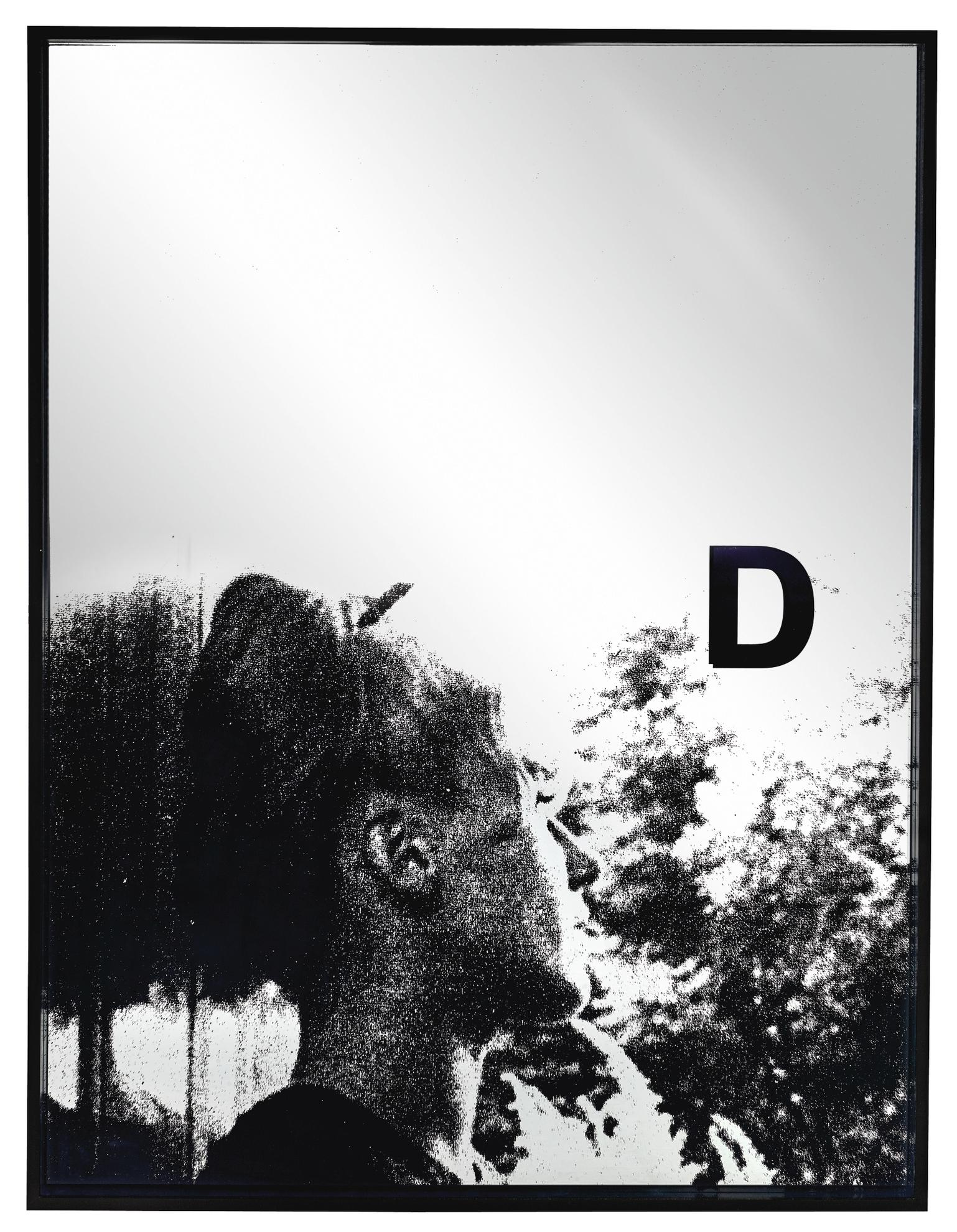 Adam Pendleton-System Of Display, D (Divided/ Jean-Marie Straub, The Bridegroom, The Comedienne & The Pimp, 1968)-2011