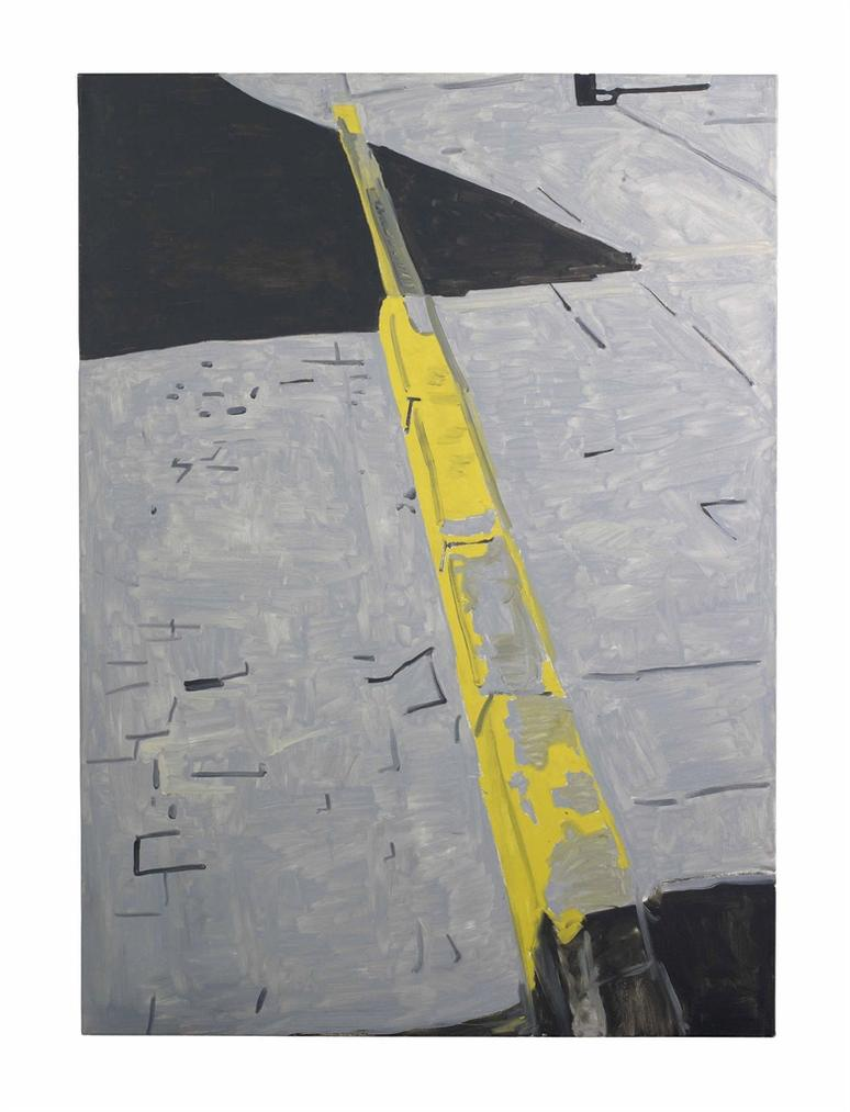Koen Van Den Broek-Dv Border & 2 Shadows, Yellow-2004