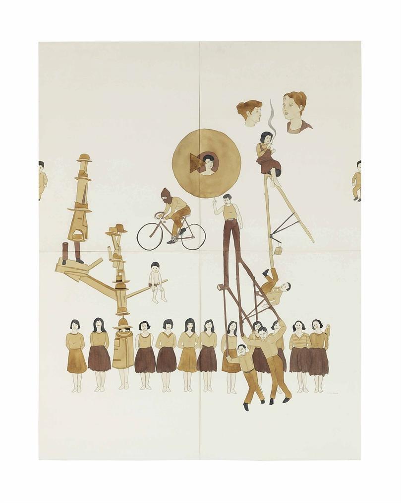 Marcel Dzama-Untitled-2006