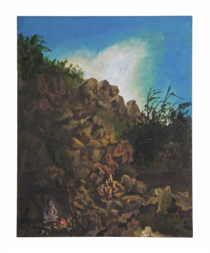 Djordje Ozbolt-Hermit-2005