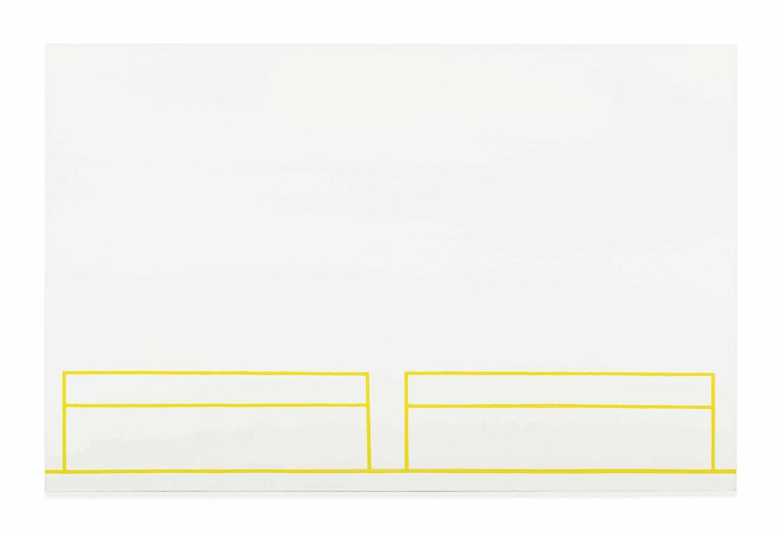Dan Walsh-Yellow Painting-1992