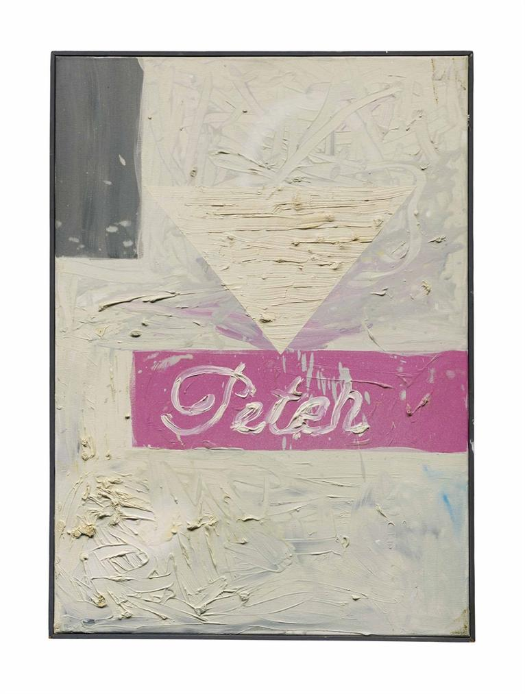 Martin Kippenberger-Untitled (Peter)-1983