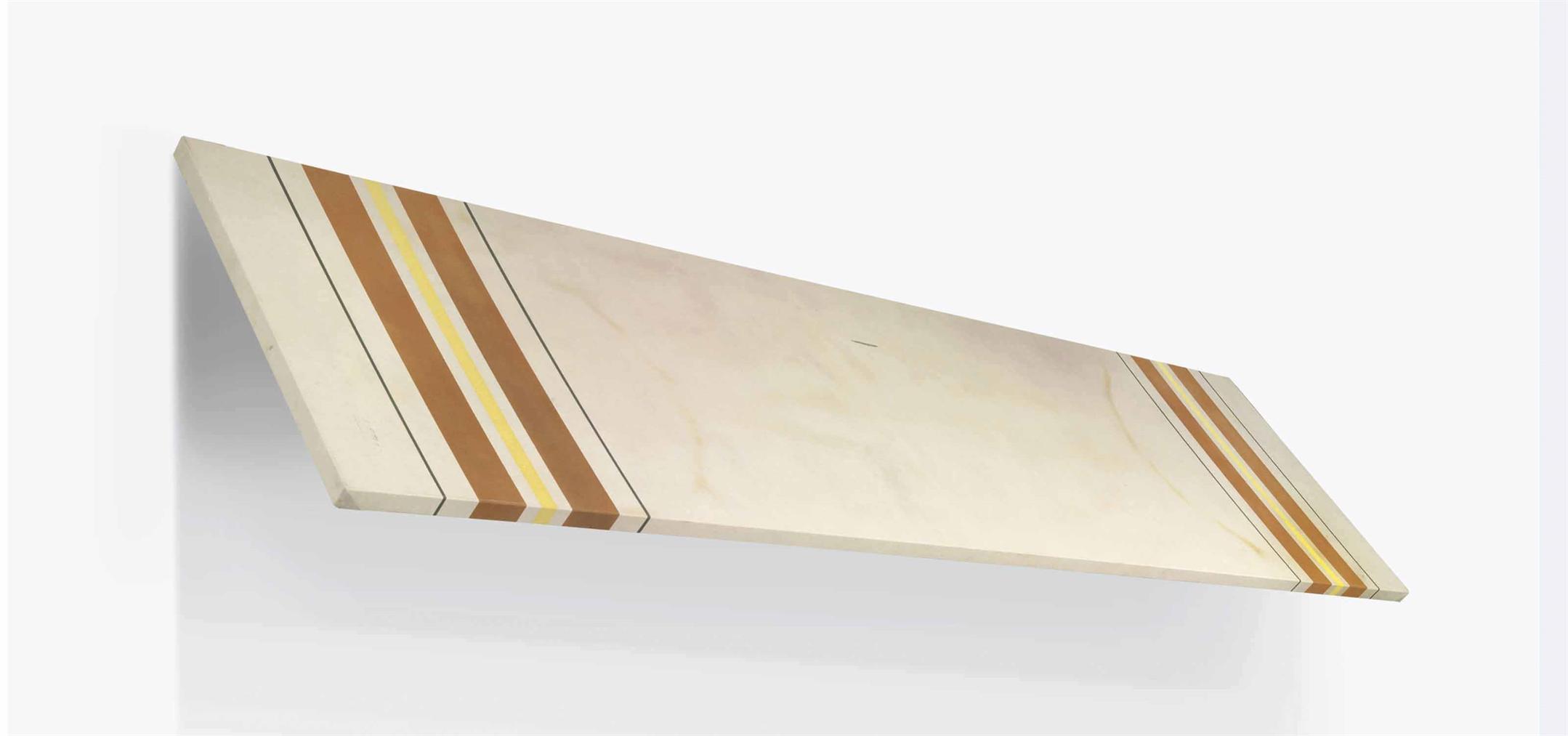 Fredrik Vaerslev-Untitled (Canopy Painting)-2013
