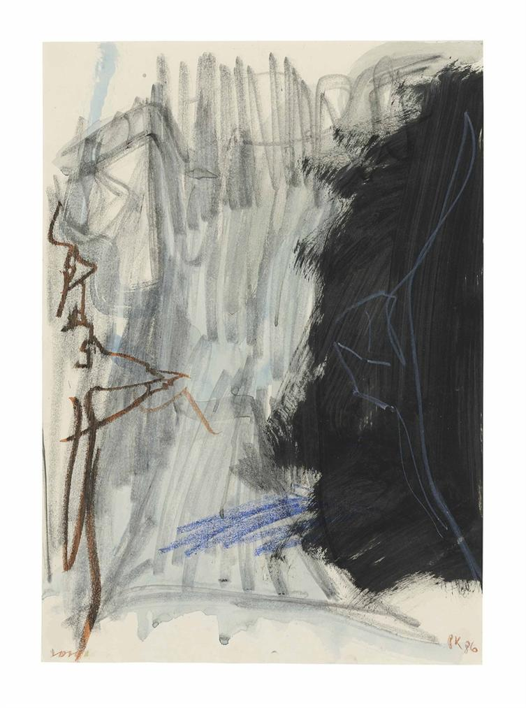 Per Kirkeby-Untitled-1986
