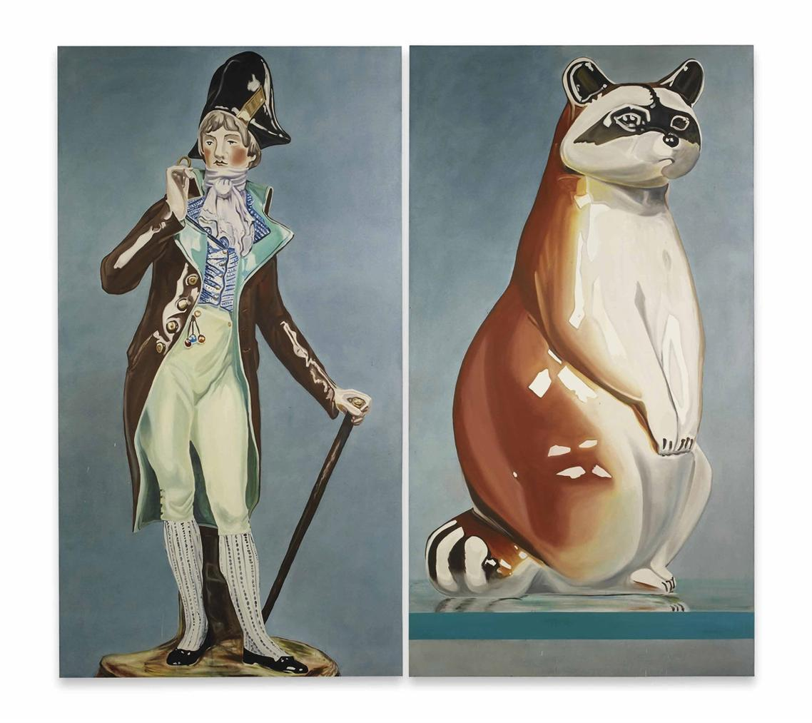 Amy Bessone-The Dandy And Raccoon-2008