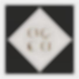 Paolo Scheggi-Intersuperficie Curva Bianca (White Curve Intersection)-1967