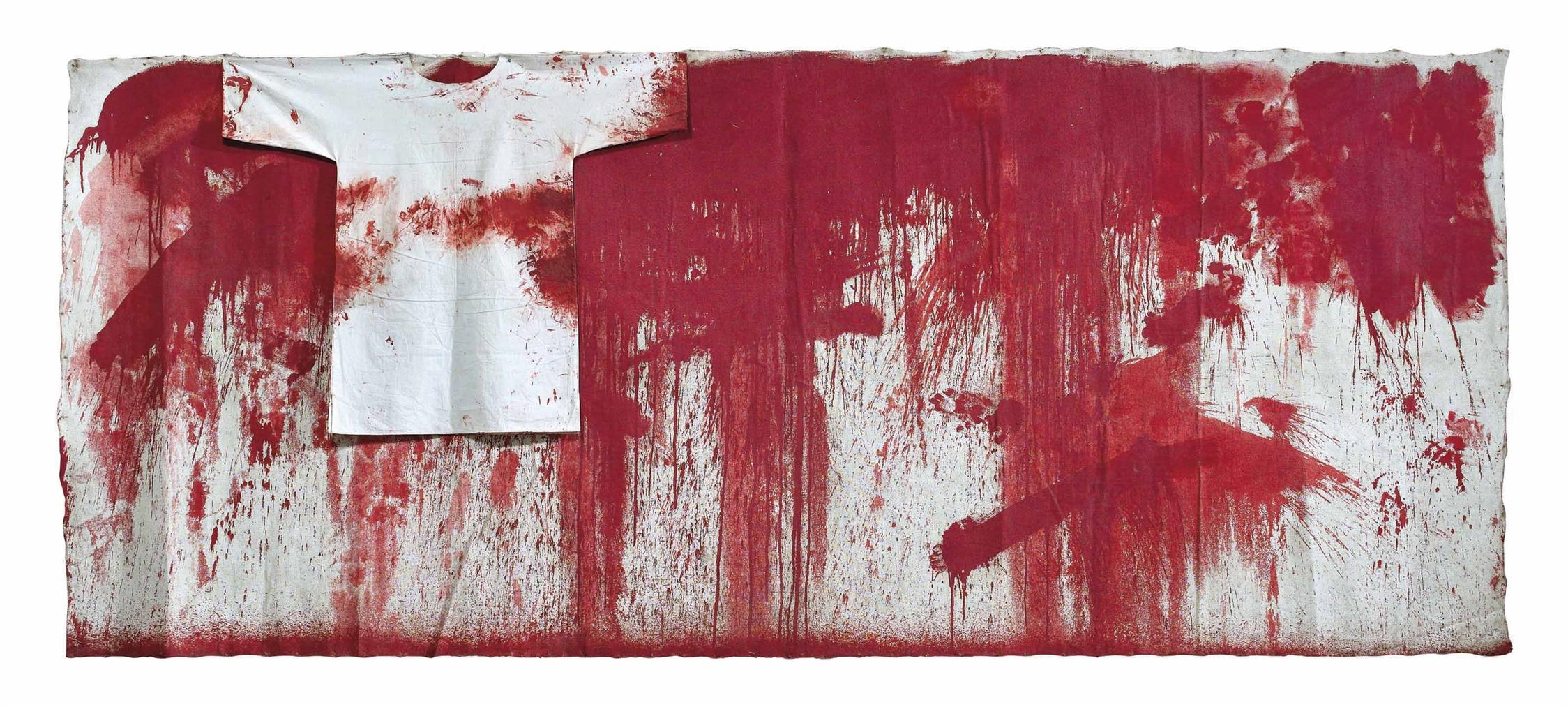Hermann Nitsch-Untitled-1986