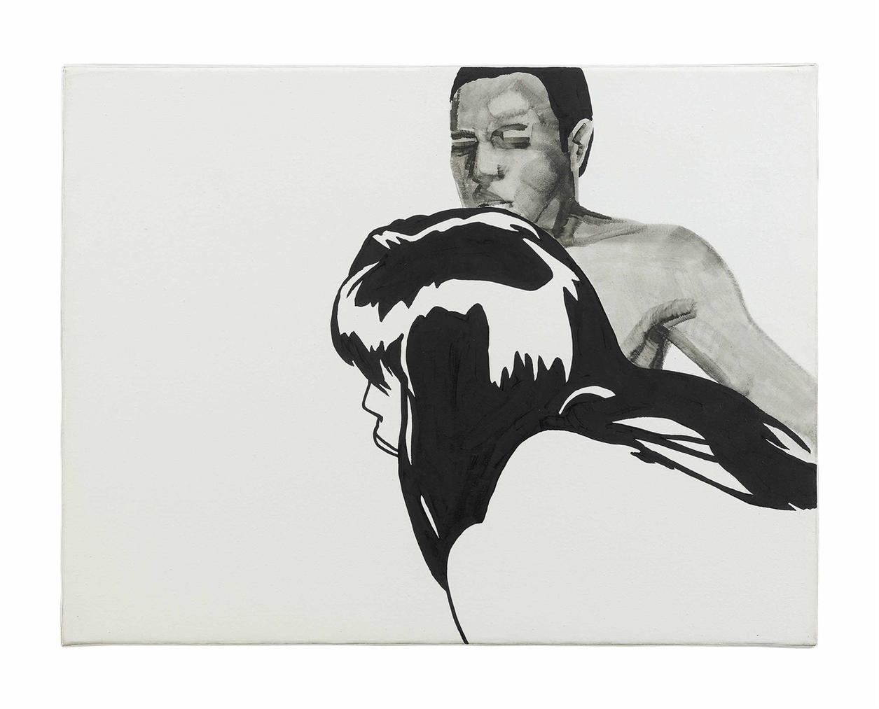 Wilhelm Sasnal-Pornography-2001