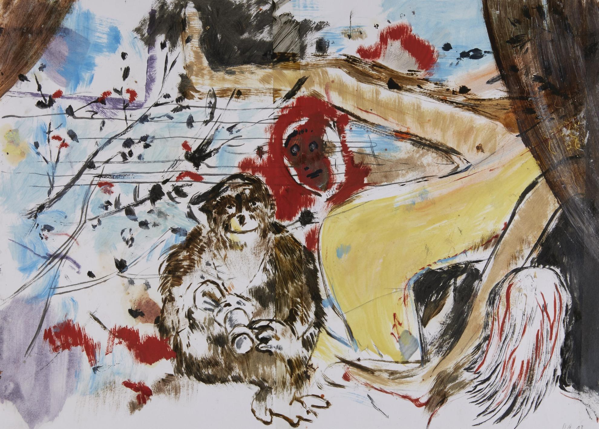 Daniel Richter-Apeman-2003
