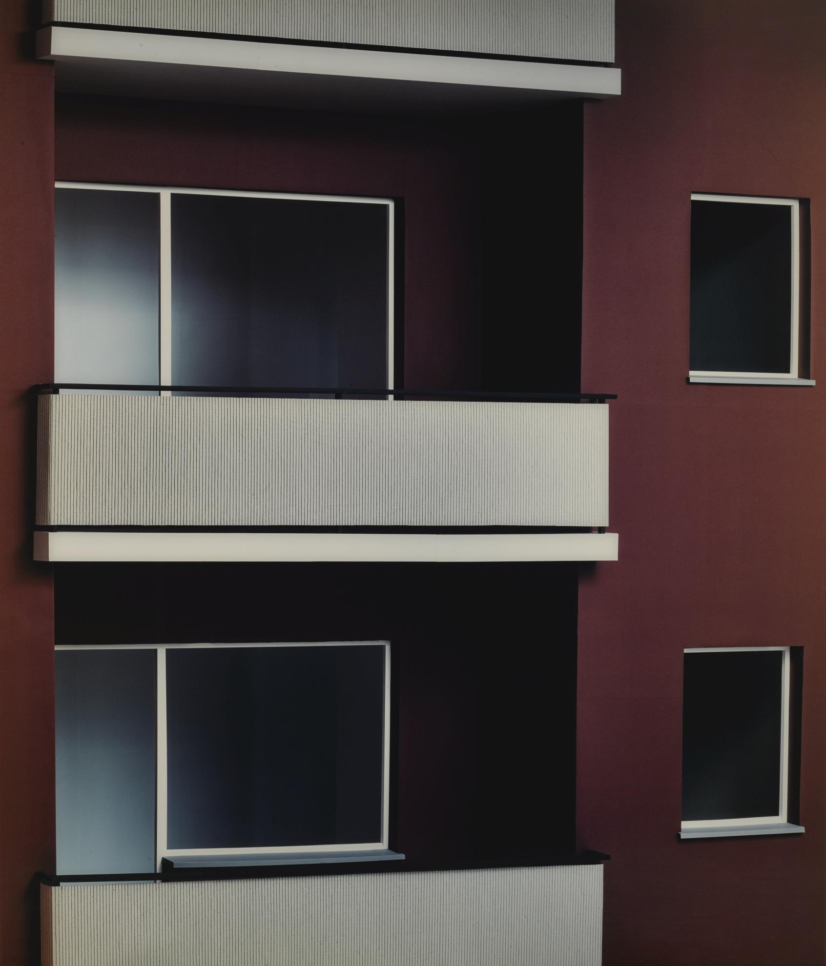 Thomas Demand-Balconies-1997