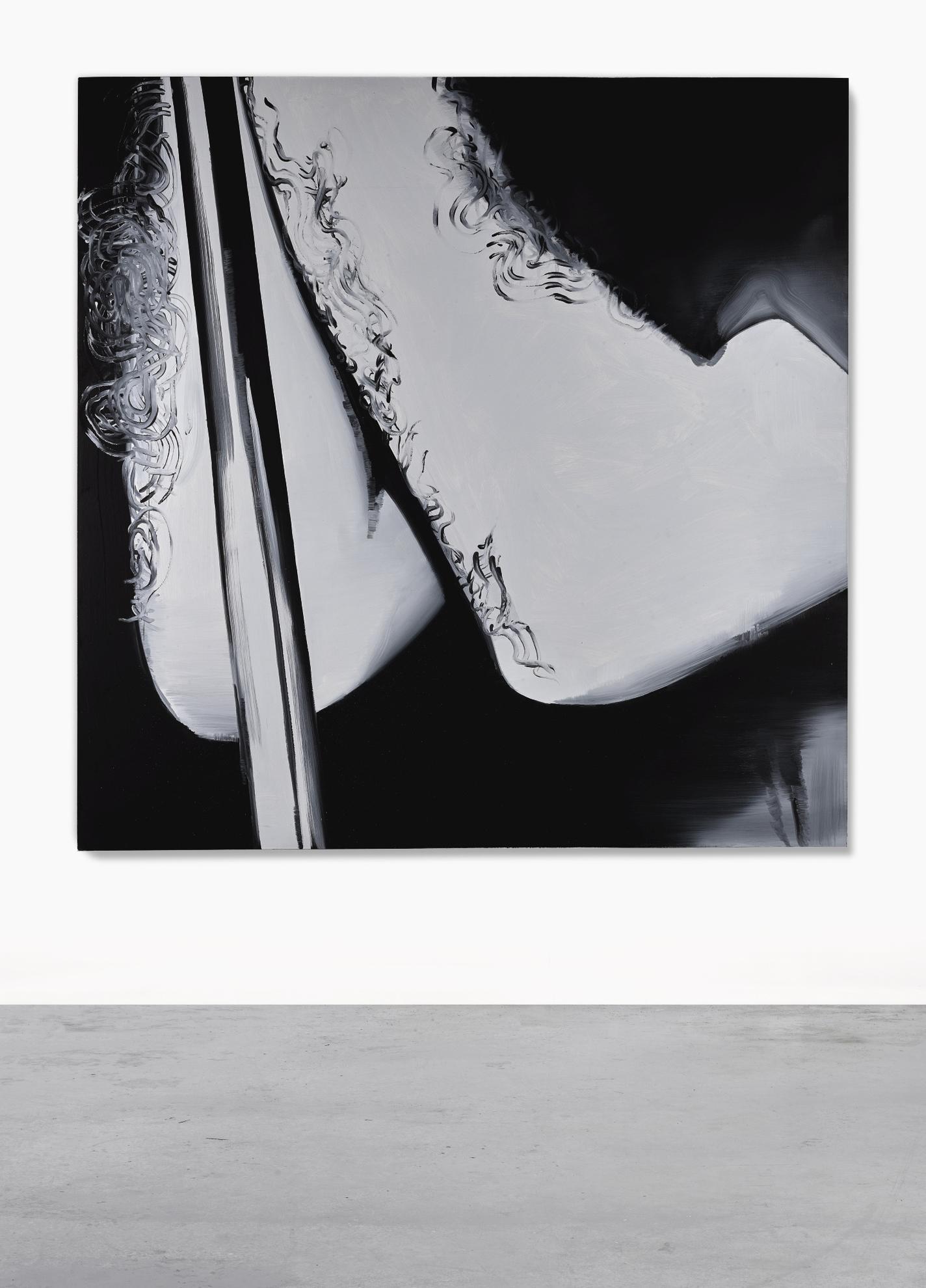 Wilhelm Sasnal-Hands-2002