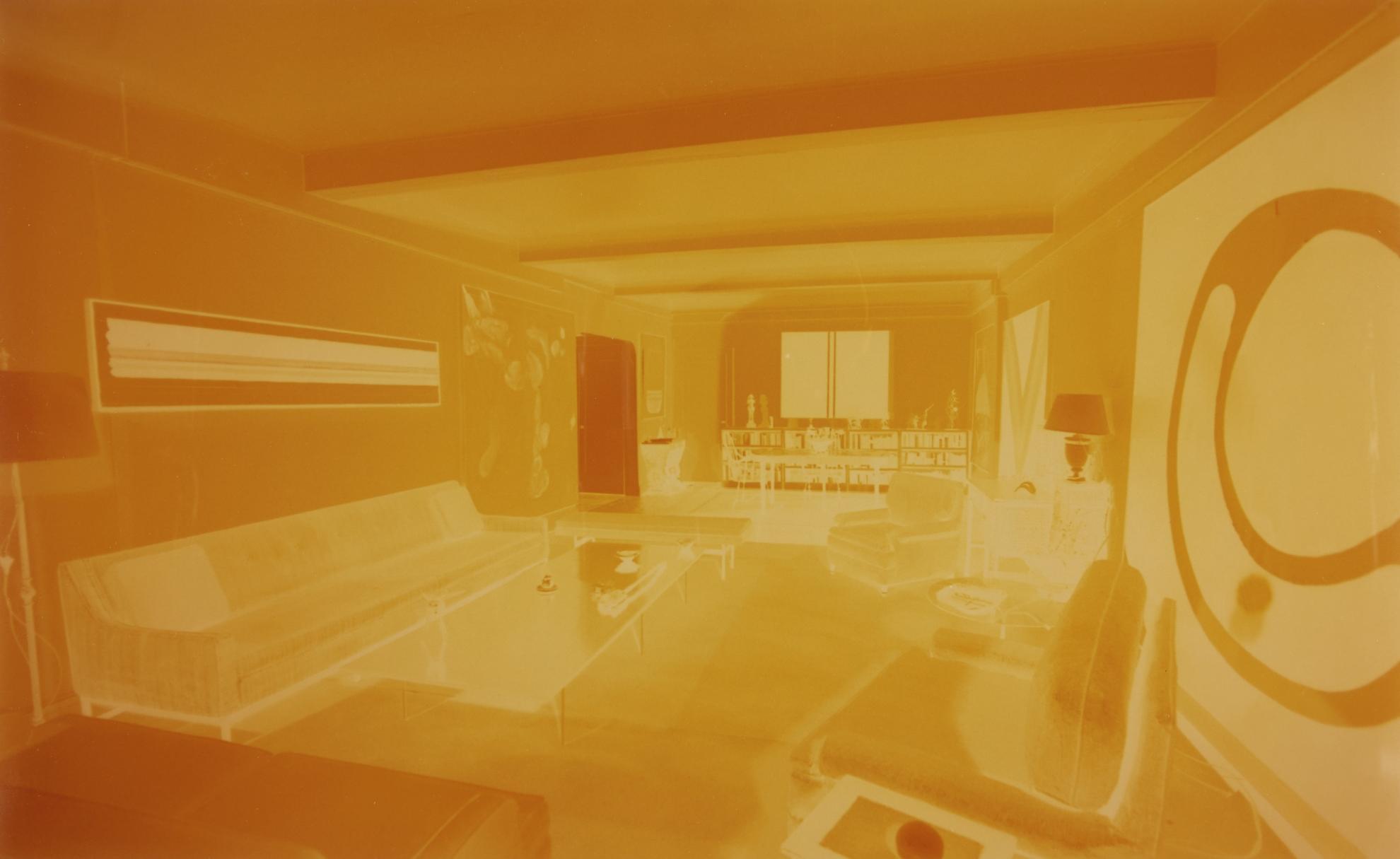 Paul Sietsema - Orange Room-2000