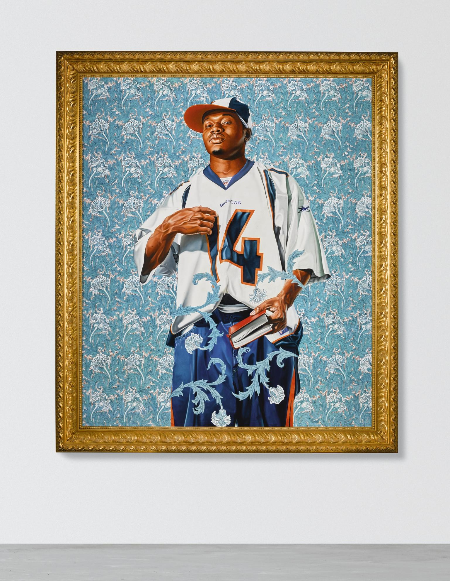 Kehinde Wiley-St. Francis-2007