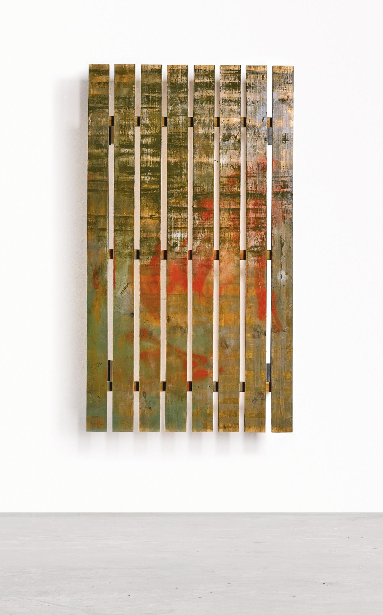 Fredrik Vaerslev-Untitled (Der Konig Des Waldes #06)-2012