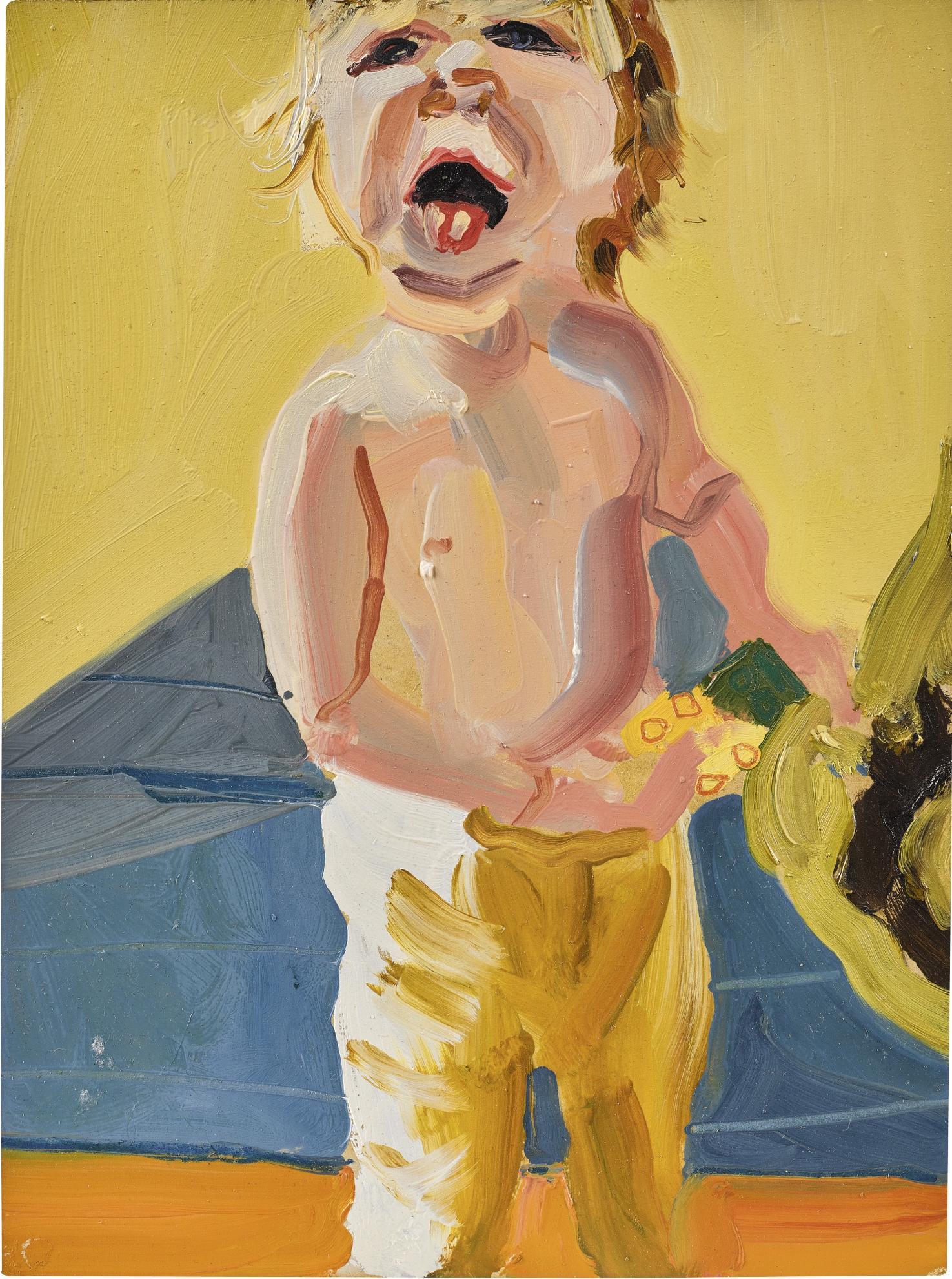 Chantal Joffe-Untitled-1999