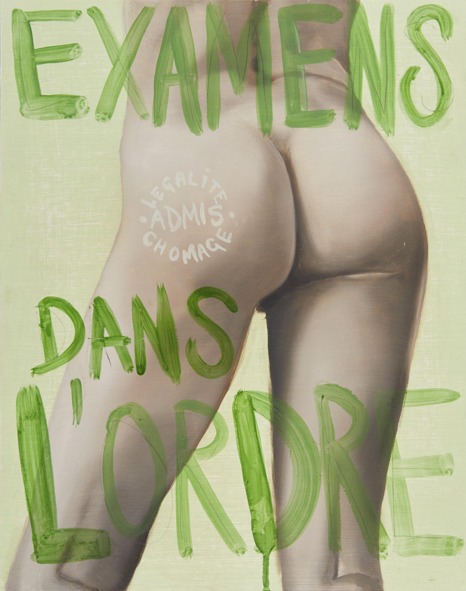 Gillian Carnegie-Lexamens Dans Lordre-1998