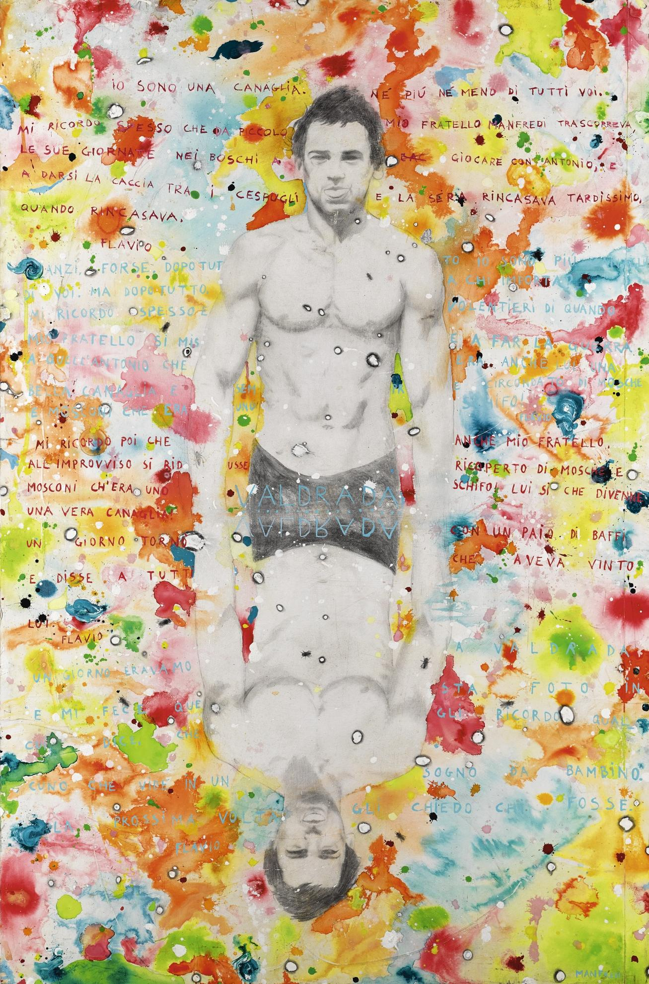 Manfredi Beninati-Mirrored Man-2002