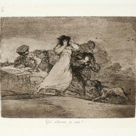 Francisco de Goya-Los Desastres De La Guerra (Delteil 180-189; Harris 181-190)-1863