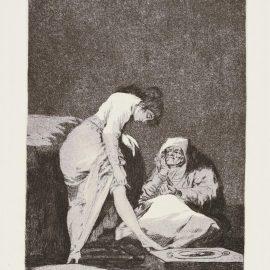 Francisco de Goya-Los Caprichos (D. 38-117; H. 36-115)-1799