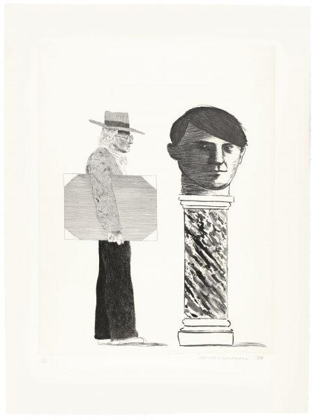 Portfolio - Hommage A Picasso-1973